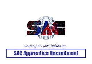 SAC Apprentice Recruitment 2020