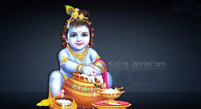 happy janamshtami images for facebook