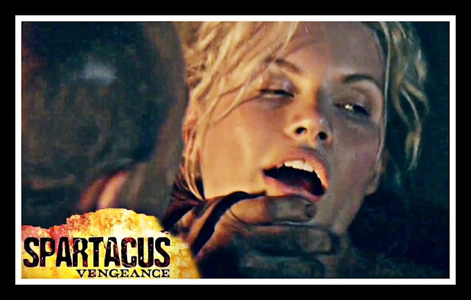 Cynthia Addai Robinson sex scene - Spartacus (2012) HD 720p