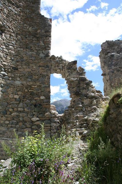 Tschanüff Castle Valsot Switzerland 3