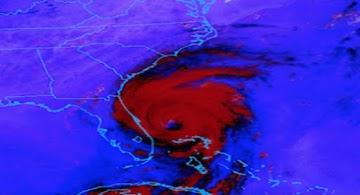 Evidência da manipulação do furacão Dorian é clara  (Vídeo)