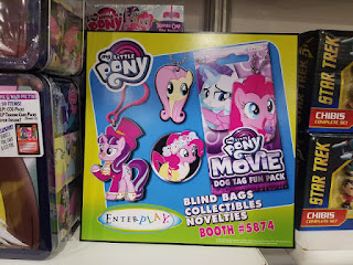 Enterplay My Little Pony The Movie Dog Tags
