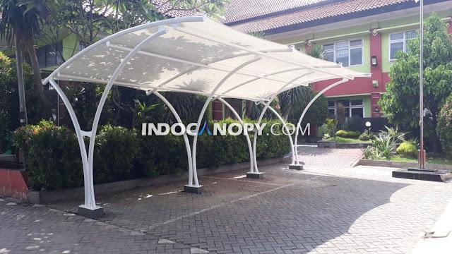 jasa canopy membrane bandung