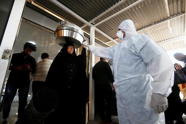 Коронавирусът се разпространява светкавично в Иран, Турция и Пакистан затвориха границите си