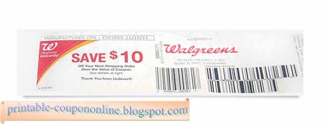 Walgreens online coupons 2019