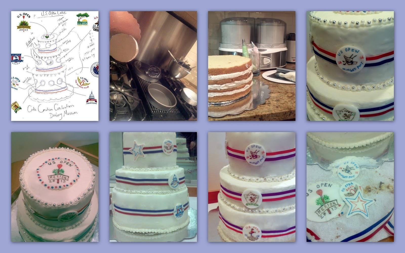GOLF GIRL'S DIARY: Golf-inspired Cake Sweetens A Dreary ...