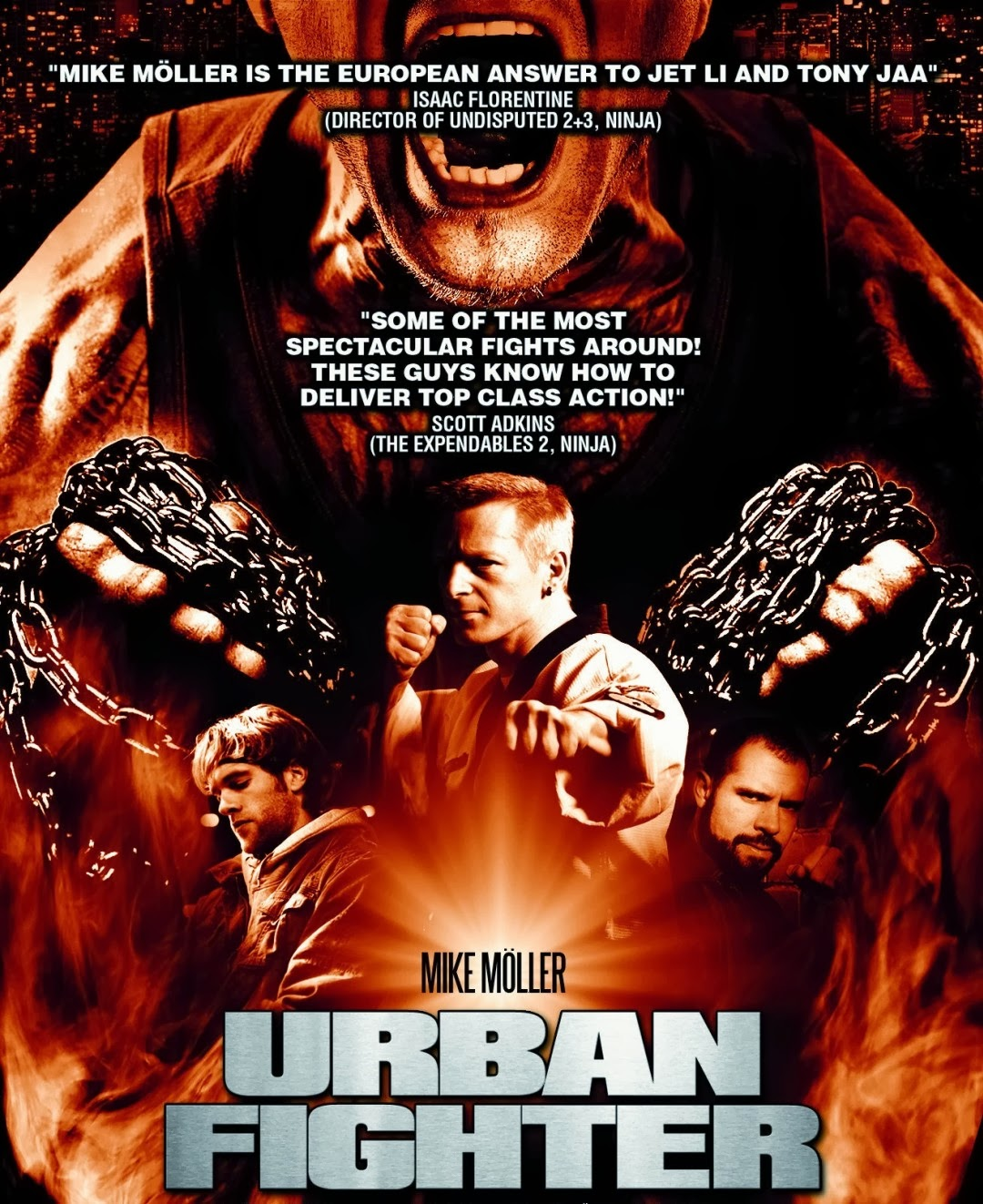 Urban Fighter – Legendado (2012)
