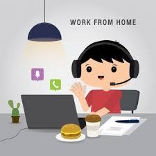 produktif bekerja dari rumah