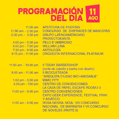 Programación FIA 2019