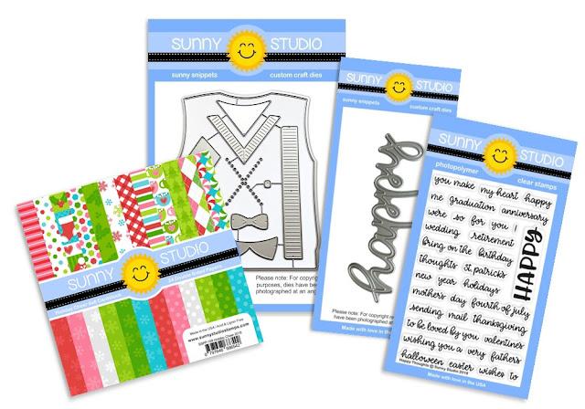 Sunny Studio Stamps: Seasons Giving Blog Hop Giveaway