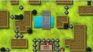 Game doremon đại chiến xe tăng hấp dẫn