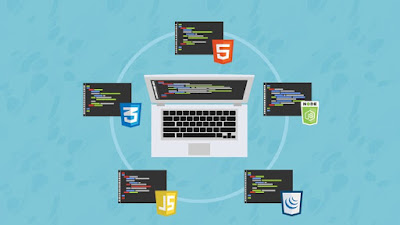 best web development course from Udemy