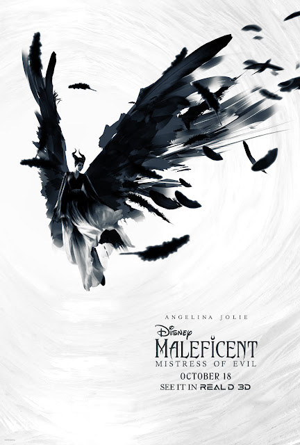 poster maleficent malévola angelina jolie