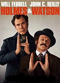 Imagem Holmes e Watson - Dublado
