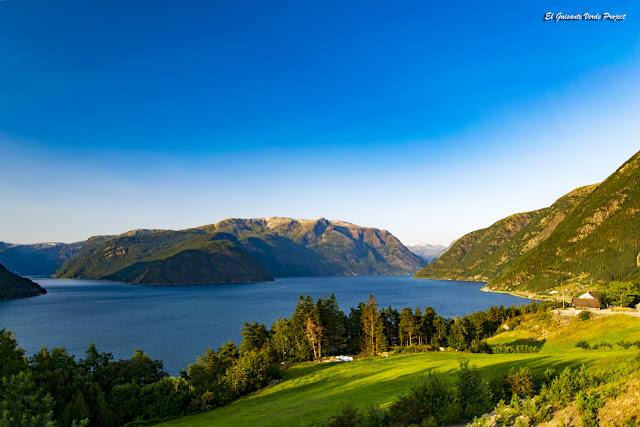 Eidfjord - Noruega, por El Guisante Verde Project