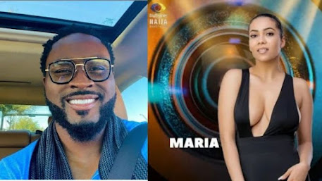 #BBNaija: Maria And Pere Predict Housemates To Be Evicted On Sunday