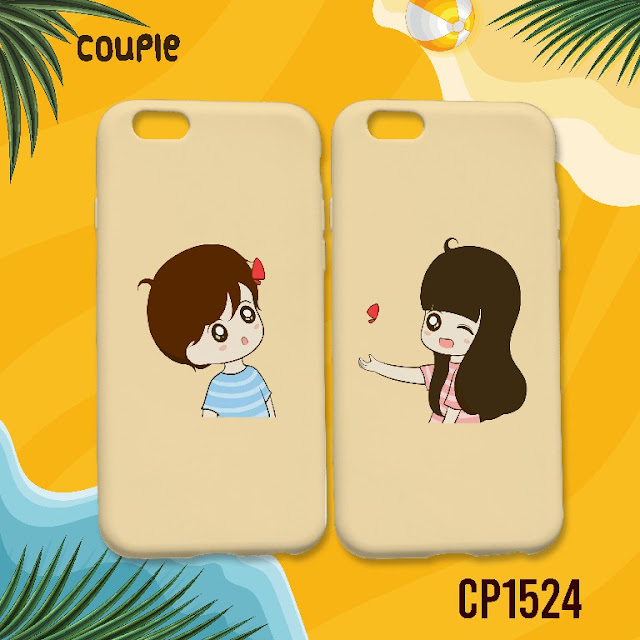 case hp couple kartun