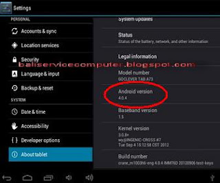 download firmware ICS 4.0.4 China Tablet