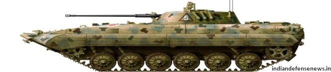 ऑर्डनेंस फैक्ट्री मेडक टू माइन-प्रूफ बीएमपी टैंक जल्द