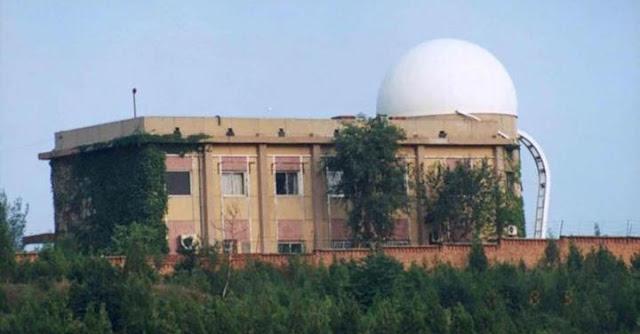Beijing Fangshan Satellite Laser Observatory.