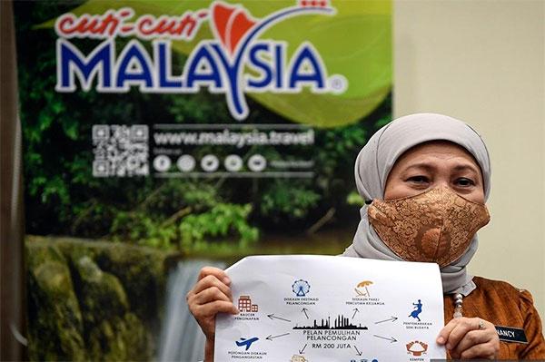 Tourism Malaysia Budget 2021
