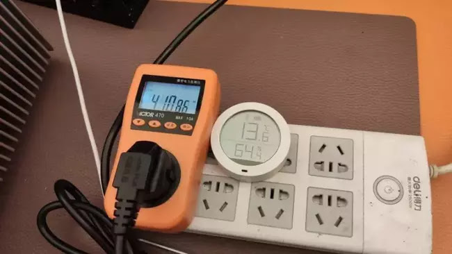 Gerilim ve sıcaklık ölçümü