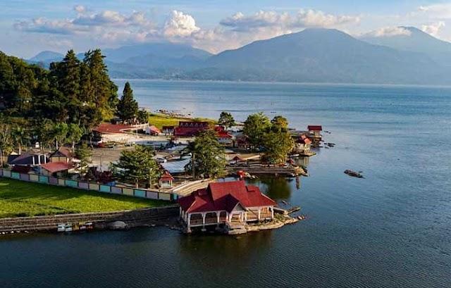 Jokowi Teken Perpres 15 Danau Prioritas Nasional, Termasuk Danau Kerinci