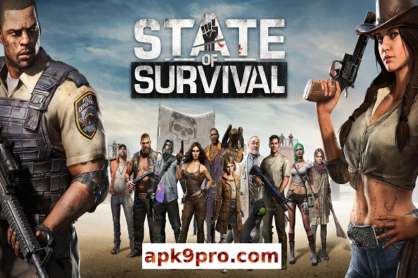 State of Survival v1.9.30 Apk + Mod Menu (File size 140 MB) for android