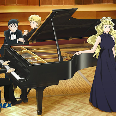 Piano no Mori Temporada 2 Audio Español Latino 12/12 | MEGA | | MediaFire | AnimesMG.Net