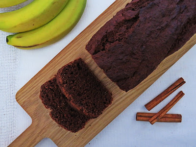 Chlebk bananowy (banana bread)