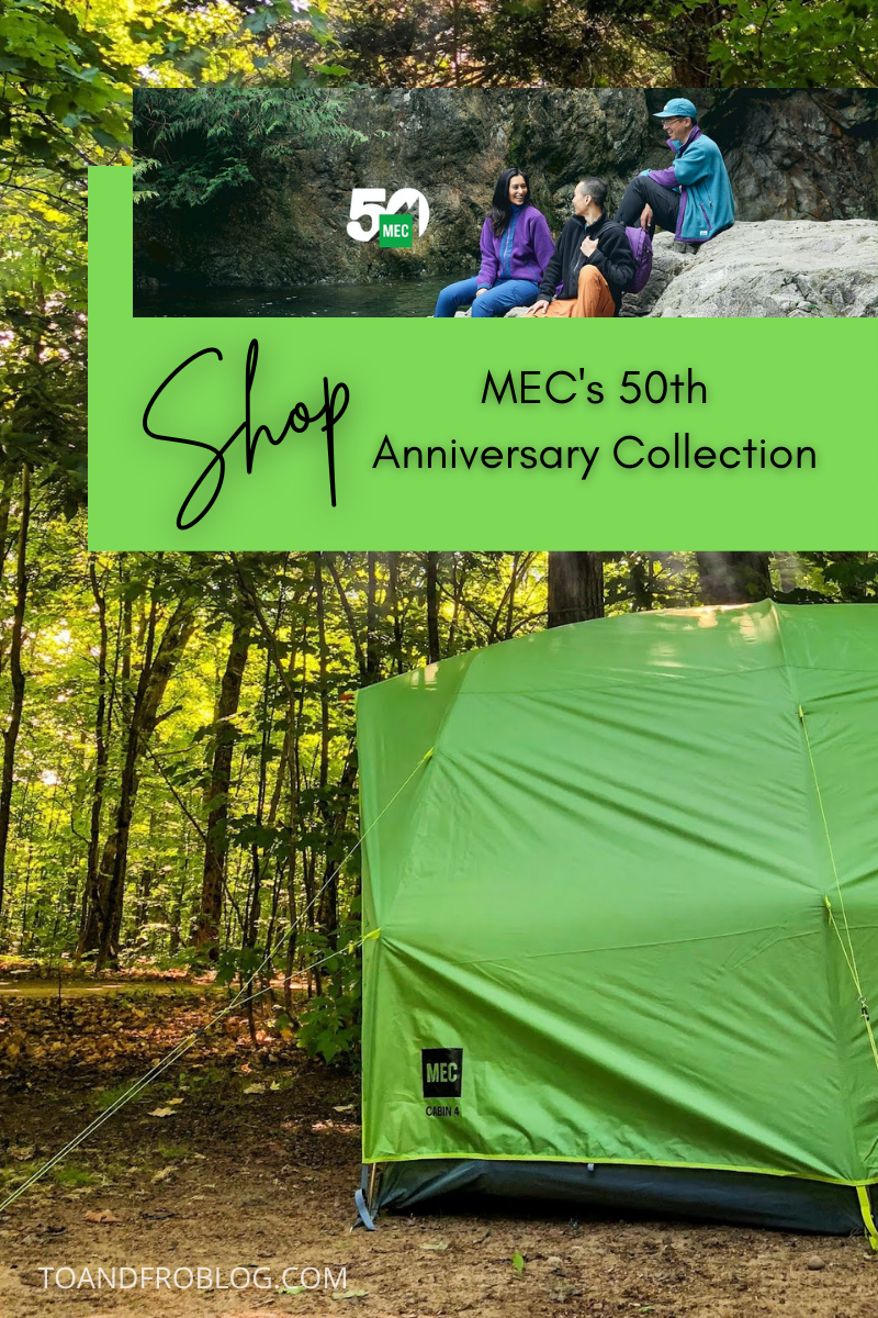 favourites from mec 50th anniversary collection