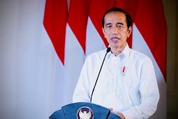 Joko Widodo Perintahkan Semua Pihak Kerahkan Kekuatan Mencari Kapal Selam KRI Nanggala 402