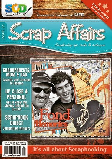 SCRAP AFFAIRS ISSUE 35