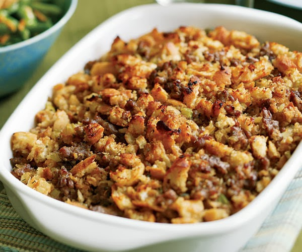 Paleo Best-Ever Cornbread-Sausage Stuffing