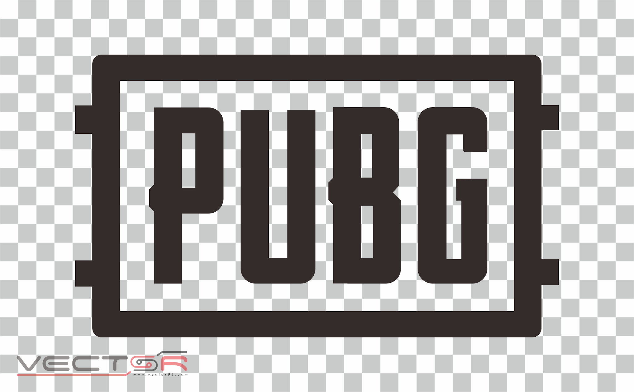 PUBG Logo - Download Vector File PNG (Portable Network Graphics)