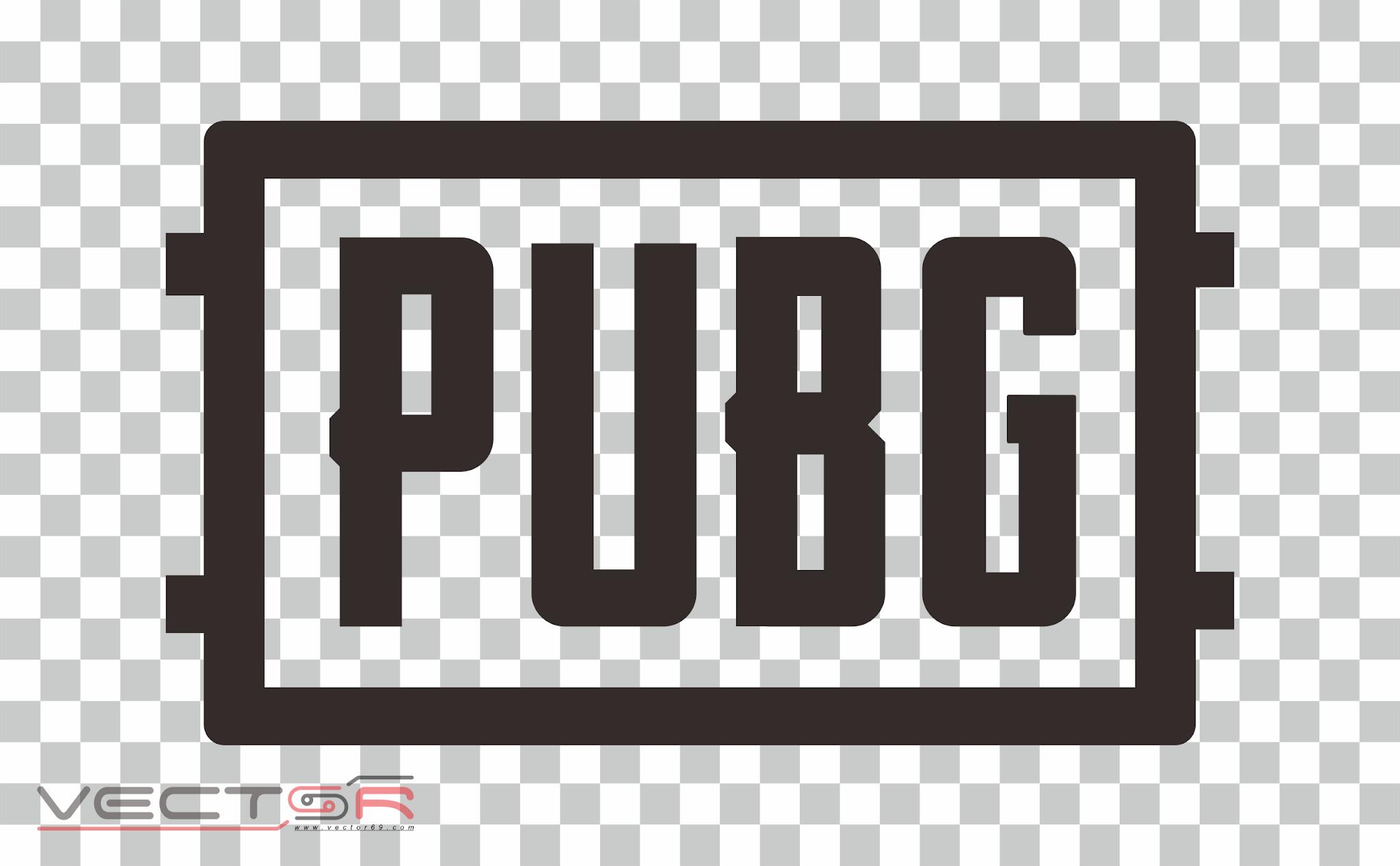 PUBG Logo - Download Vector File PNG (Portable Network Graphics)