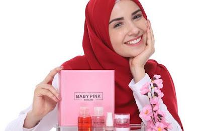 Paket Perawatan Babypink Skincare Halal untuk Kulit Kusam Bebas Jerawat dan Flek Hitam
