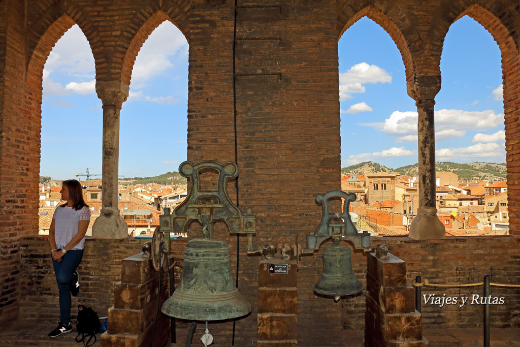 Campanario de la Torre de El Salvador, Teruel