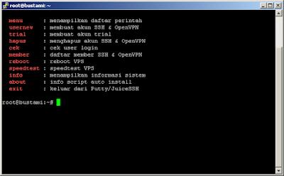 Script Auto Install SSH dan OpenVPN untuk VPS Ubuntu 18.04 64 bit