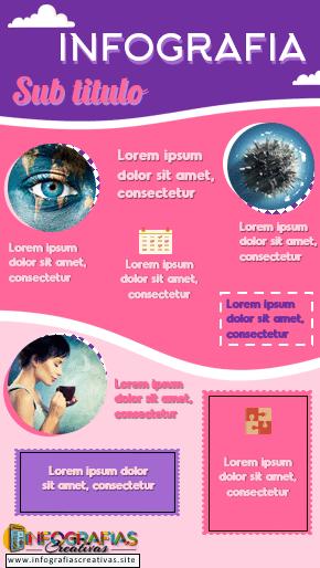 Infografía en PowerPoint plantilla 13