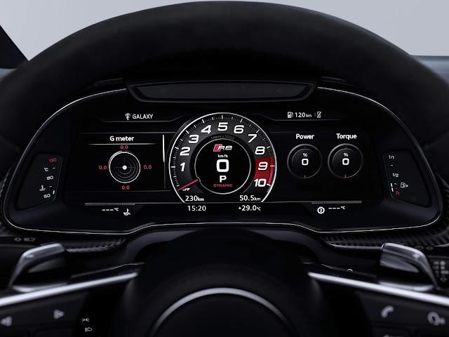 Novo Audi R8 2021 chega ao Brasil - preço R$ 1.234.990,00