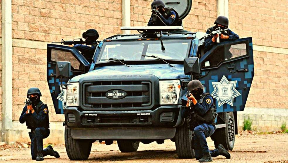 El CJNG a decidido cazar uno por una y casa por casa a los elementos que conforman el Grupo Táctico de Policías de Guanajuato
