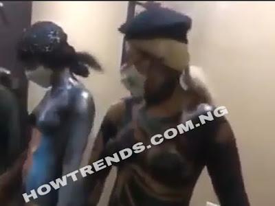 Naked ladies dancing SOAPY by naira marley (videos and photos)