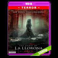 La maldición de la llorona (2019) WEB-DL 1080p Audio Dual latino-Ingles