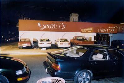 Scarlet's strip club on Staten Island