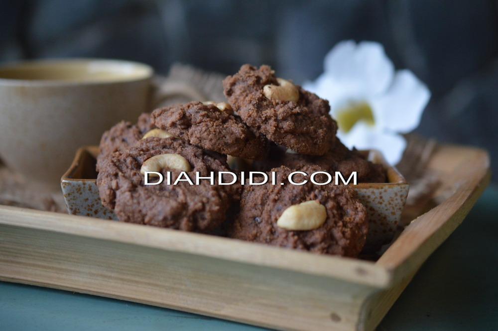 Resep Kue Ncc Club: Diah Didi's Kitchen: Cookies Tabur Wijen