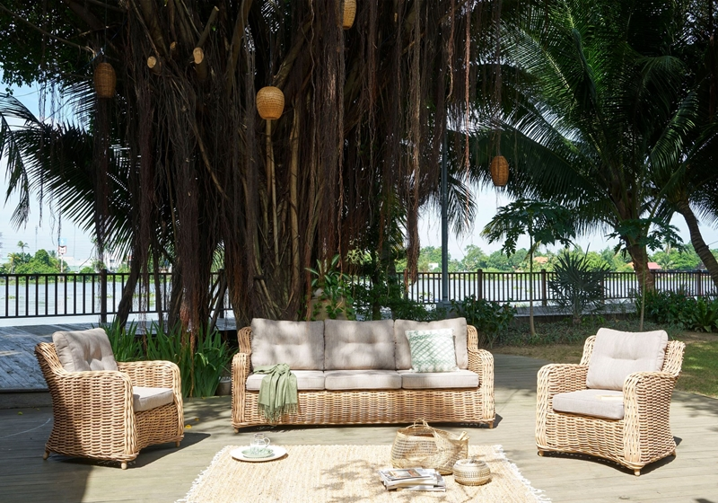 Açık Havanın Keyfini Artıran Bahçe Mobilyaları