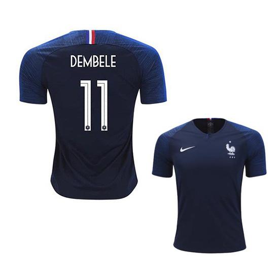 d8adee39e202d Los kits de la Copa Mundial de Francia 2018 se revelaron el 15 de marzo de  2018