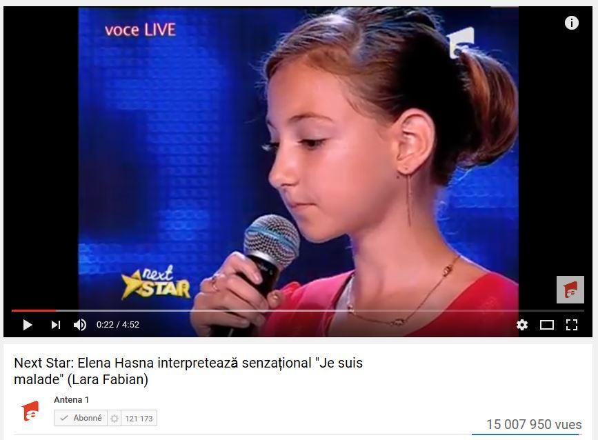 Elena Hasna Fan Actualites