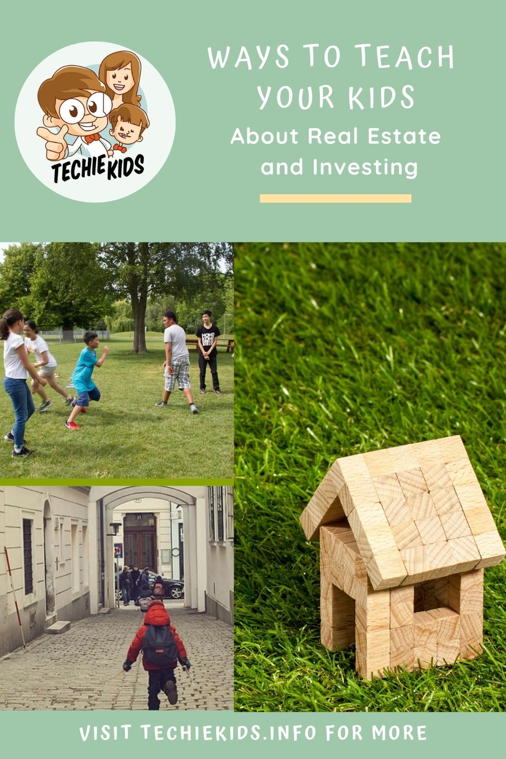 Ways to Teach Your Kids the Value of Real Estate and Investing